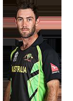 Glenn Maxwell Cricket Stats